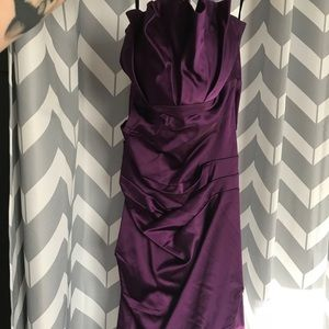 Dresses & Skirts - Beautiful purple Evening Dress